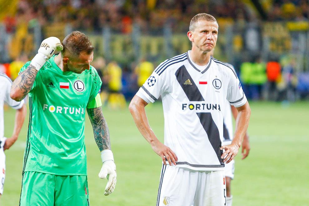 Legia Warszawa 0-6 Borussia Dortmund - fot. Piotr Galas/wiadomosci24.pl (zdjęcie 75 z 77)