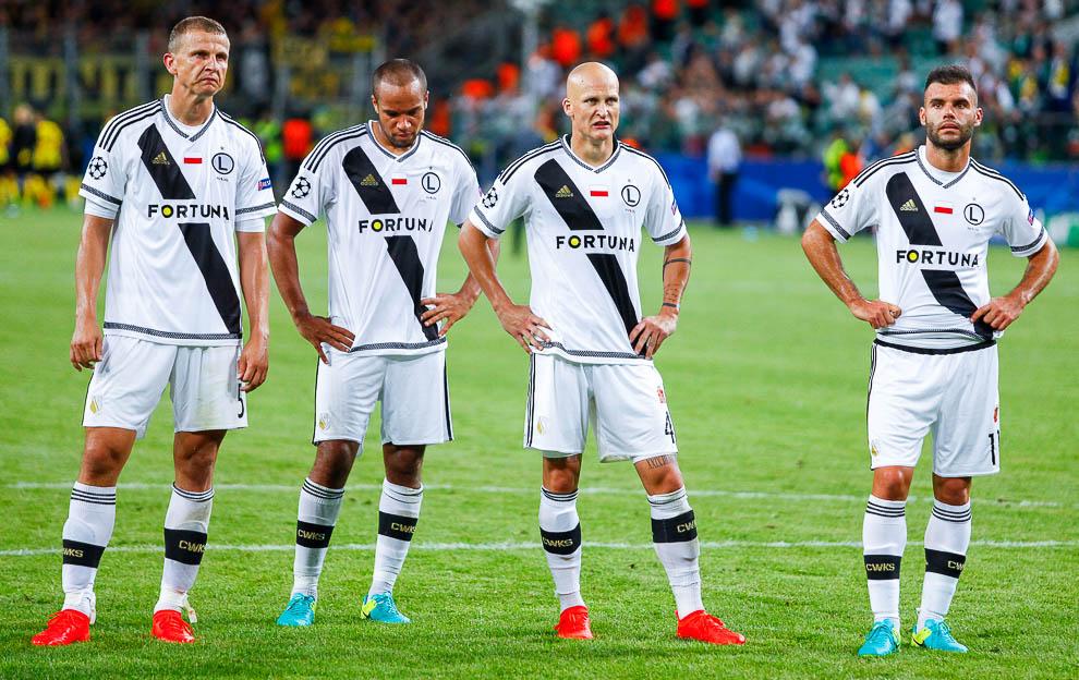 Legia Warszawa 0-6 Borussia Dortmund - fot. Piotr Galas/wiadomosci24.pl (zdjęcie 76 z 77)