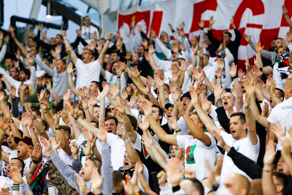 Dundalk FC 0-2 Legia Warszawa - fot. Piotr Galas/wiadomosci24.pl (zdjęcie 13 z 57)