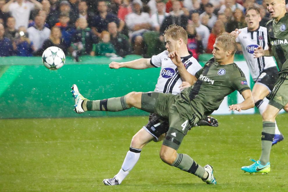 Dundalk FC 0-2 Legia Warszawa - fot. Piotr Galas/wiadomosci24.pl (zdjęcie 18 z 57)