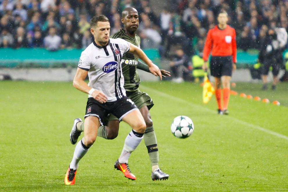Dundalk FC 0-2 Legia Warszawa - fot. Piotr Galas/wiadomosci24.pl (zdjęcie 19 z 57)