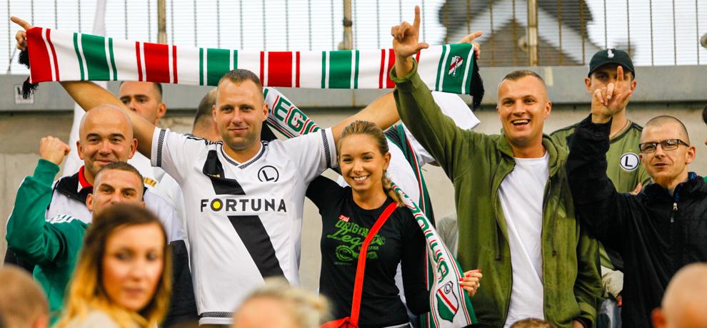 Dundalk FC 0-2 Legia Warszawa - fot. Piotr Galas/wiadomosci24.pl (zdjęcie 2 z 57)