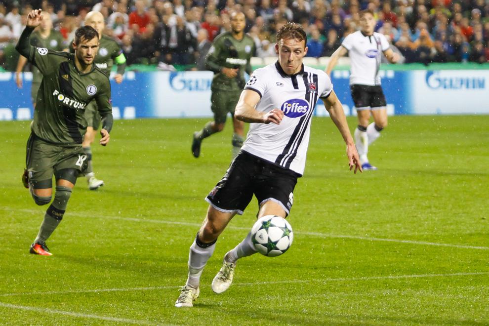 Dundalk FC 0-2 Legia Warszawa - fot. Piotr Galas/wiadomosci24.pl (zdjęcie 21 z 57)