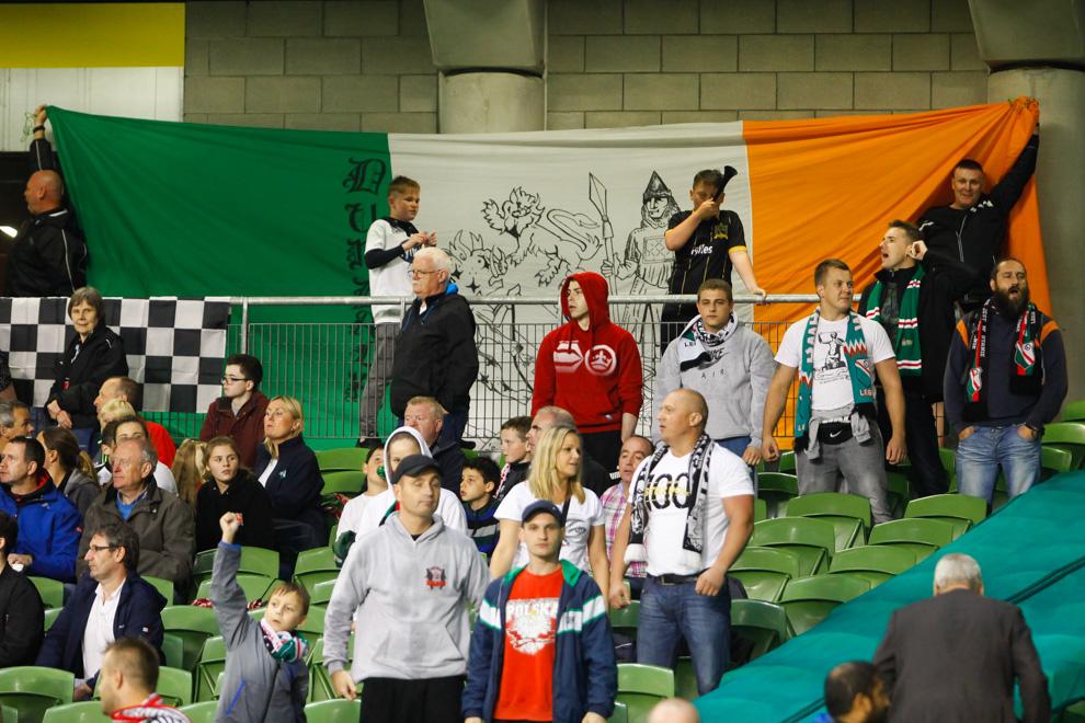 Dundalk FC 0-2 Legia Warszawa - fot. Piotr Galas/wiadomosci24.pl (zdjęcie 26 z 57)