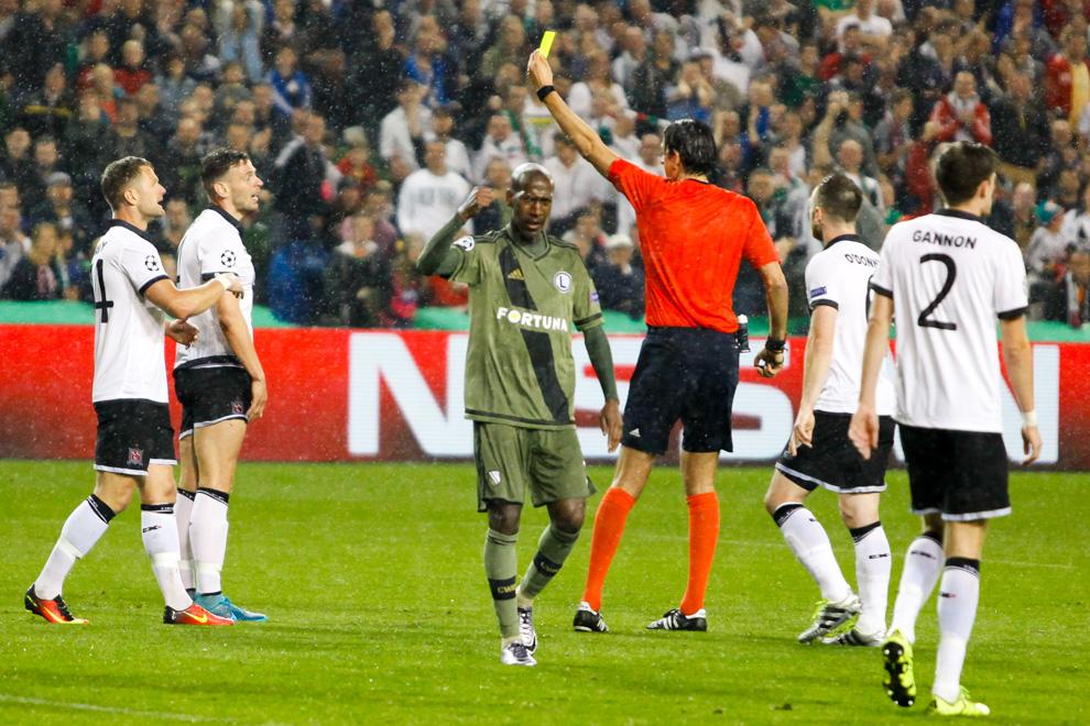 Dundalk FC 0-2 Legia Warszawa - fot. Piotr Galas/wiadomosci24.pl (zdjęcie 27 z 57)