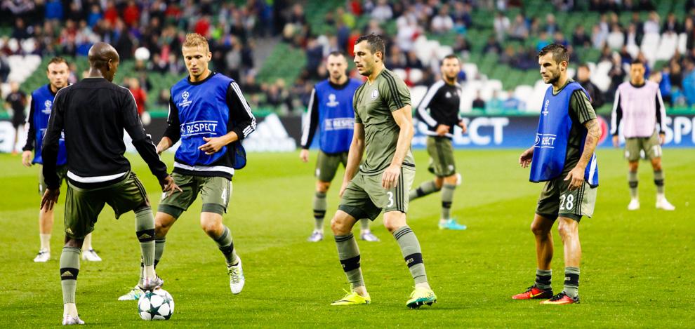Dundalk FC 0-2 Legia Warszawa - fot. Piotr Galas/wiadomosci24.pl (zdjęcie 3 z 57)