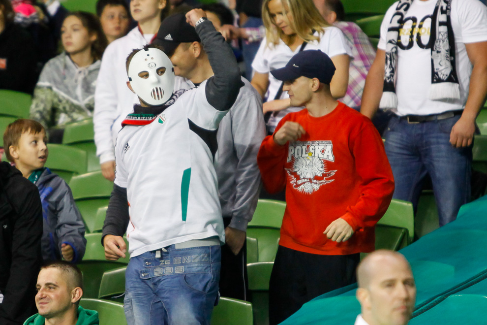 Dundalk FC 0-2 Legia Warszawa - fot. Piotr Galas/wiadomosci24.pl (zdjęcie 37 z 57)