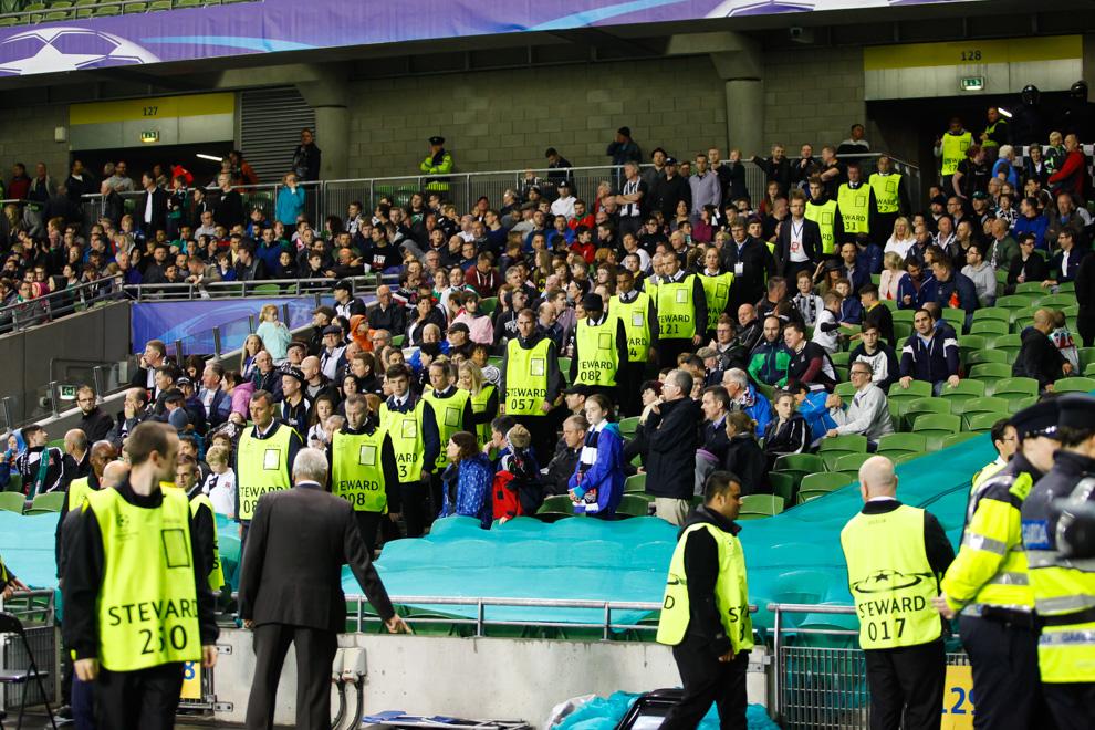Dundalk FC 0-2 Legia Warszawa - fot. Piotr Galas/wiadomosci24.pl (zdjęcie 39 z 57)
