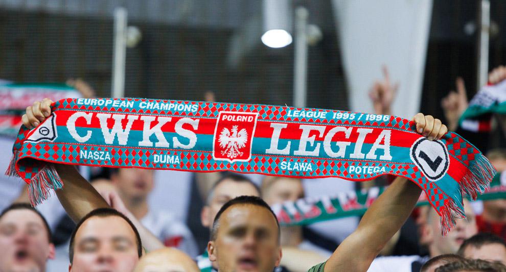 Dundalk FC 0-2 Legia Warszawa - fot. Piotr Galas/wiadomosci24.pl (zdjęcie 40 z 57)
