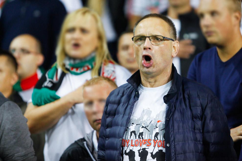 Dundalk FC 0-2 Legia Warszawa - fot. Piotr Galas/wiadomosci24.pl (zdjęcie 42 z 57)