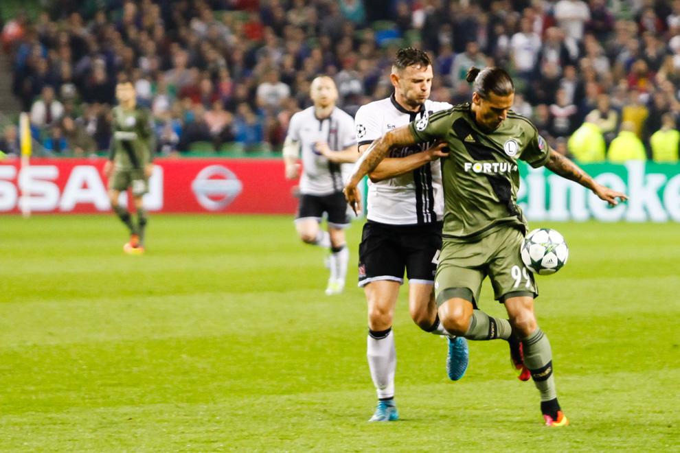 Dundalk FC 0-2 Legia Warszawa - fot. Piotr Galas/wiadomosci24.pl (zdjęcie 43 z 57)