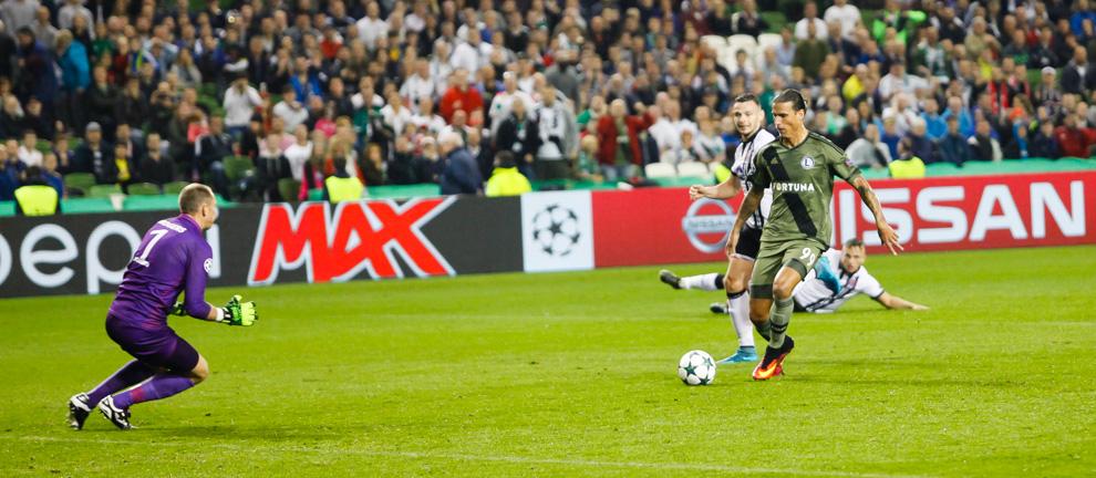 Dundalk FC 0-2 Legia Warszawa - fot. Piotr Galas/wiadomosci24.pl (zdjęcie 45 z 57)