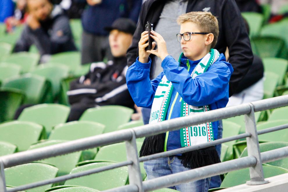 Dundalk FC 0-2 Legia Warszawa - fot. Piotr Galas/wiadomosci24.pl (zdjęcie 5 z 57)