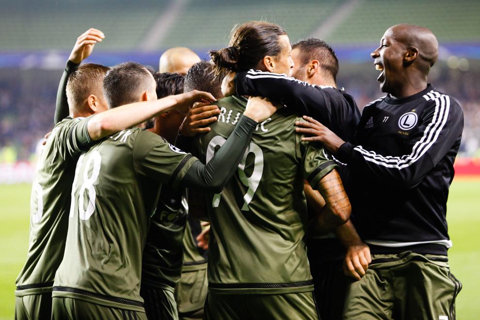Dundalk FC 0-2 Legia Warszawa - fot. Piotr Galas/wiadomosci24.pl (zdjęcie 50 z 57)