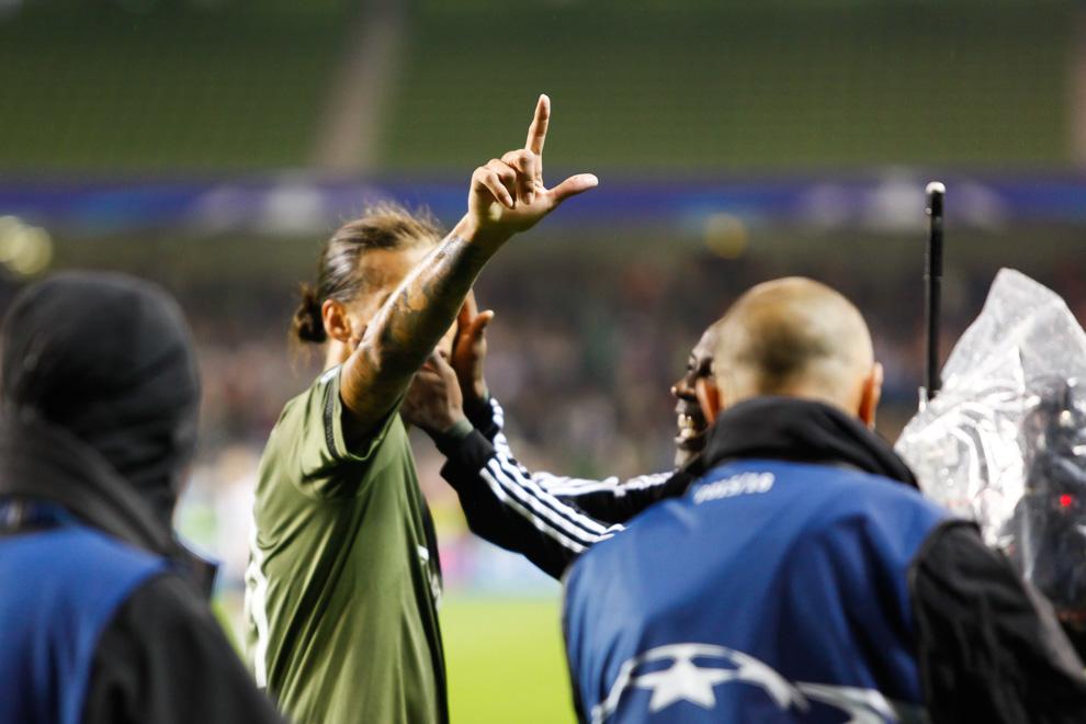 Dundalk FC 0-2 Legia Warszawa - fot. Piotr Galas/wiadomosci24.pl (zdjęcie 51 z 57)