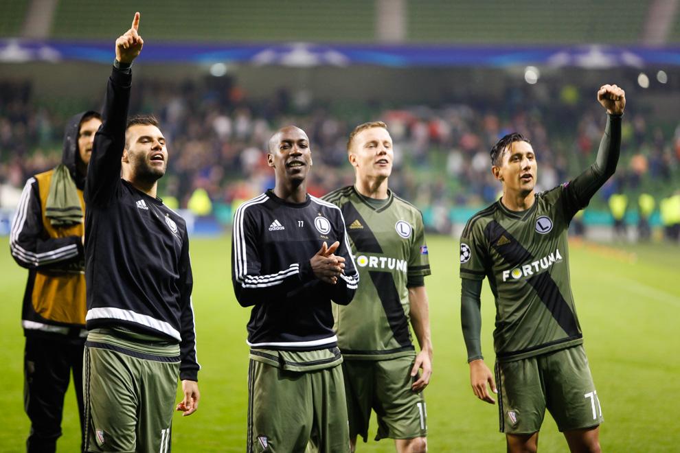Dundalk FC 0-2 Legia Warszawa - fot. Piotr Galas/wiadomosci24.pl (zdjęcie 54 z 57)