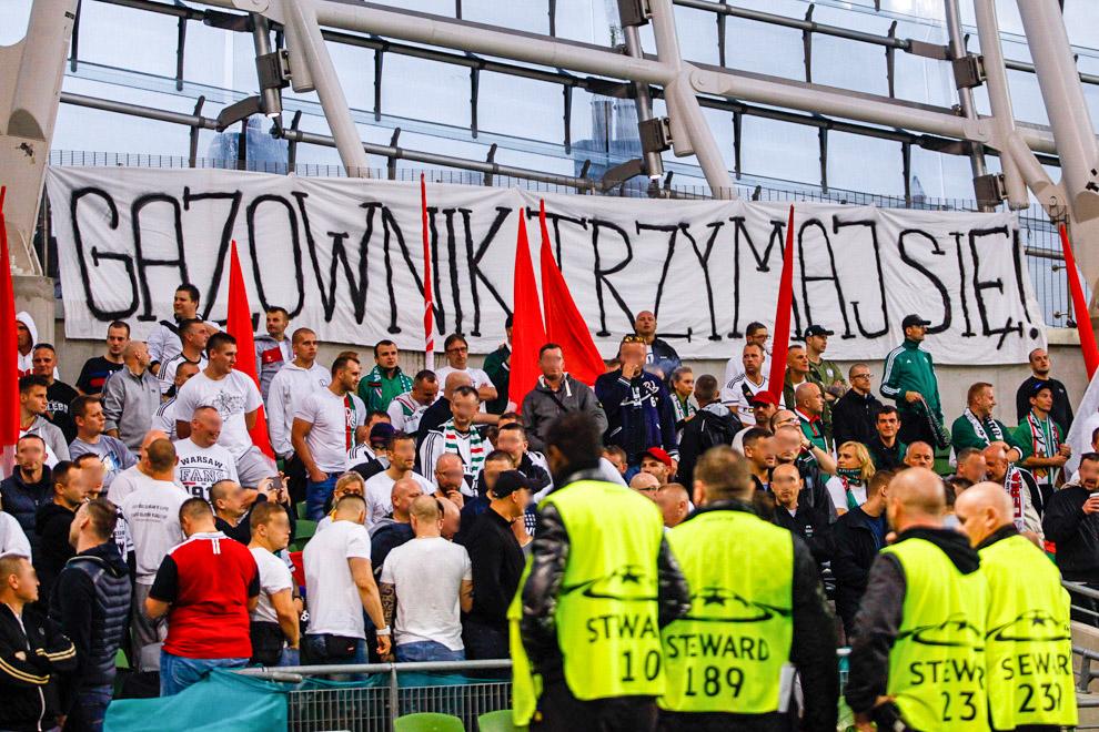 Dundalk FC 0-2 Legia Warszawa - fot. Piotr Galas/wiadomosci24.pl (zdjęcie 6 z 57)