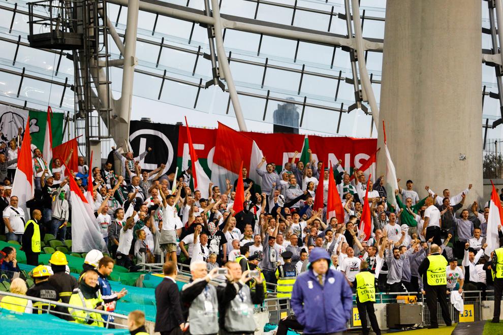 Dundalk FC 0-2 Legia Warszawa - fot. Piotr Galas/wiadomosci24.pl (zdjęcie 8 z 57)