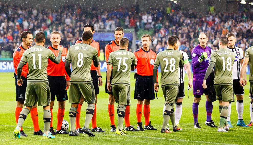 Dundalk FC 0-2 Legia Warszawa - fot. Piotr Galas/wiadomosci24.pl (zdjęcie 9 z 57)