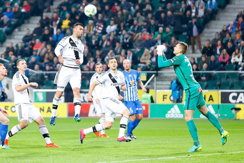 Legia Warszawa 2-1 Lech Poznań - fot. Piotr Galas/wiadomosci24.pl (zdjęcie 10 z 62)