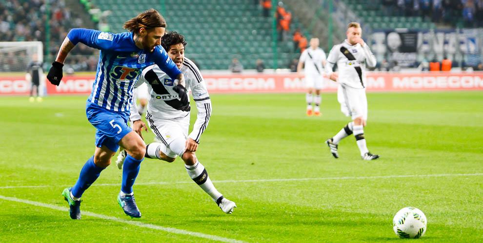 Legia Warszawa 2-1 Lech Poznań - fot. Piotr Galas/wiadomosci24.pl (zdjęcie 11 z 62)