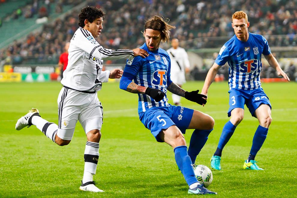 Legia Warszawa 2-1 Lech Poznań - fot. Piotr Galas/wiadomosci24.pl (zdjęcie 12 z 62)