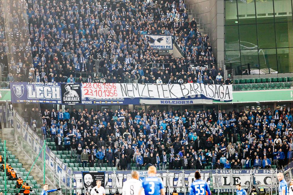Legia Warszawa 2-1 Lech Poznań - fot. Piotr Galas/wiadomosci24.pl (zdjęcie 14 z 62)