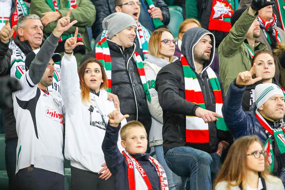 Legia Warszawa 2-1 Lech Poznań - fot. Piotr Galas/wiadomosci24.pl (zdjęcie 15 z 62)
