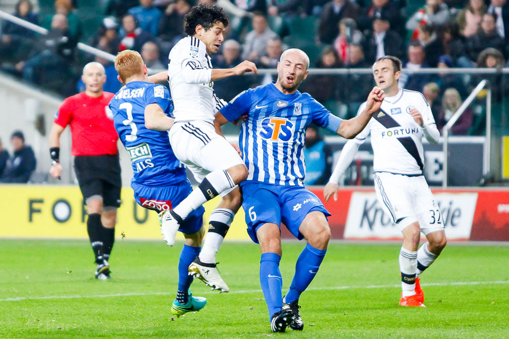 Legia Warszawa 2-1 Lech Poznań - fot. Piotr Galas/wiadomosci24.pl (zdjęcie 17 z 62)