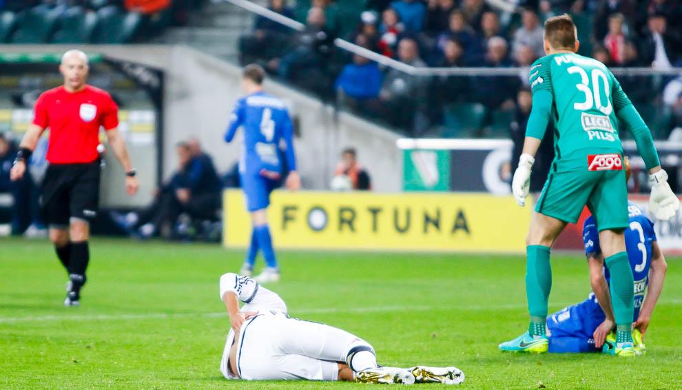 Legia Warszawa 2-1 Lech Poznań - fot. Piotr Galas/wiadomosci24.pl (zdjęcie 18 z 62)
