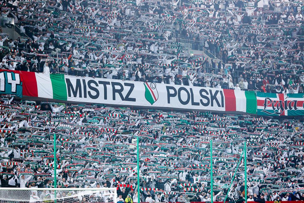 Legia Warszawa 2-1 Lech Poznań - fot. Piotr Galas/wiadomosci24.pl (zdjęcie 2 z 62)