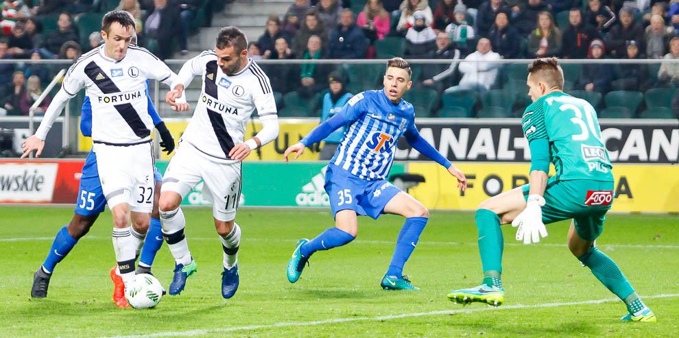 Legia Warszawa 2-1 Lech Poznań - fot. Piotr Galas/wiadomosci24.pl (zdjęcie 20 z 62)