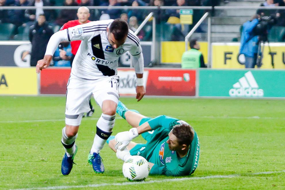 Legia Warszawa 2-1 Lech Poznań - fot. Piotr Galas/wiadomosci24.pl (zdjęcie 22 z 62)