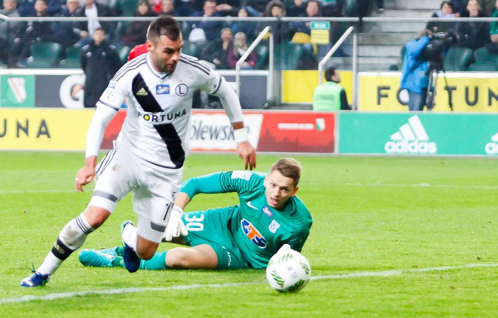 Legia Warszawa 2-1 Lech Poznań - fot. Piotr Galas/wiadomosci24.pl (zdjęcie 23 z 62)