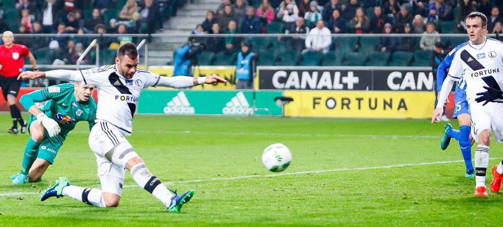 Legia Warszawa 2-1 Lech Poznań - fot. Piotr Galas/wiadomosci24.pl (zdjęcie 24 z 62)