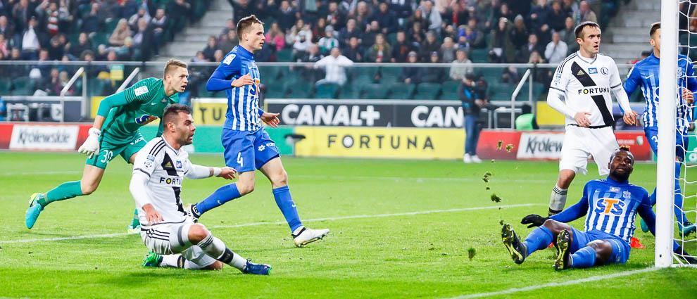 Legia Warszawa 2-1 Lech Poznań - fot. Piotr Galas/wiadomosci24.pl (zdjęcie 25 z 62)