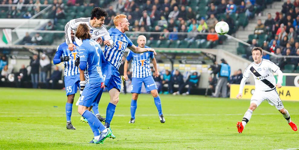 Legia Warszawa 2-1 Lech Poznań - fot. Piotr Galas/wiadomosci24.pl (zdjęcie 27 z 62)