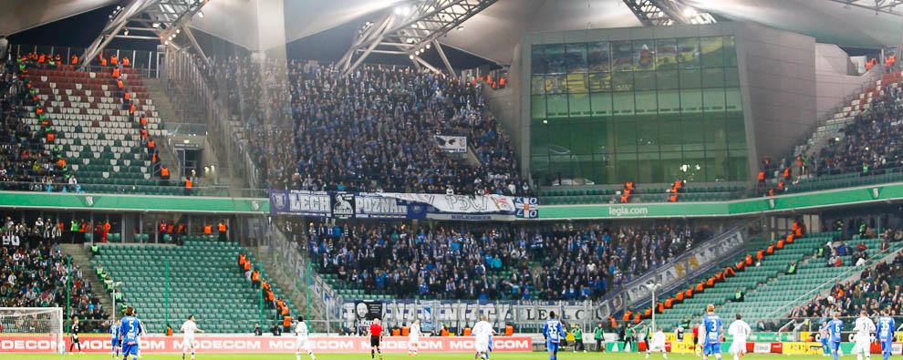Legia Warszawa 2-1 Lech Poznań - fot. Piotr Galas/wiadomosci24.pl (zdjęcie 29 z 62)