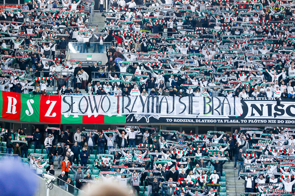 Legia Warszawa 2-1 Lech Poznań - fot. Piotr Galas/wiadomosci24.pl (zdjęcie 3 z 62)