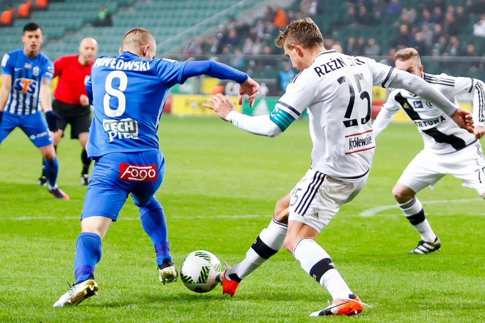 Legia Warszawa 2-1 Lech Poznań - fot. Piotr Galas/wiadomosci24.pl (zdjęcie 30 z 62)