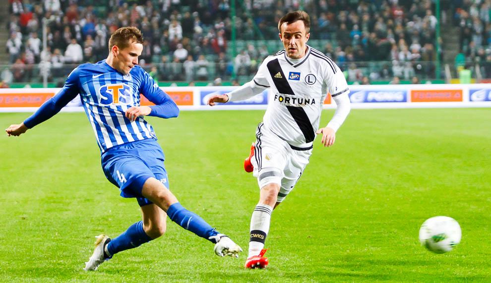 Legia Warszawa 2-1 Lech Poznań - fot. Piotr Galas/wiadomosci24.pl (zdjęcie 33 z 62)