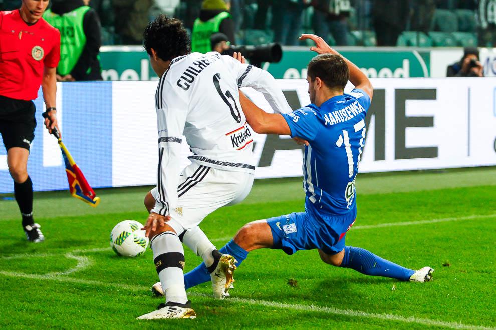 Legia Warszawa 2-1 Lech Poznań - fot. Piotr Galas/wiadomosci24.pl (zdjęcie 36 z 62)
