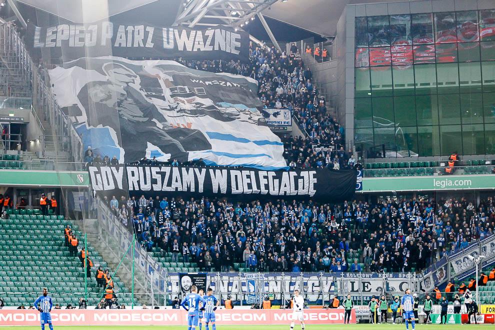 Legia Warszawa 2-1 Lech Poznań - fot. Piotr Galas/wiadomosci24.pl (zdjęcie 37 z 62)