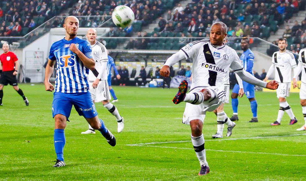 Legia Warszawa 2-1 Lech Poznań - fot. Piotr Galas/wiadomosci24.pl (zdjęcie 38 z 62)