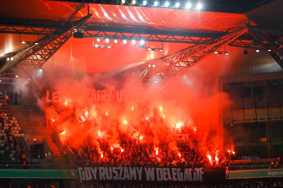 Legia Warszawa 2-1 Lech Poznań - fot. Piotr Galas/wiadomosci24.pl (zdjęcie 39 z 62)