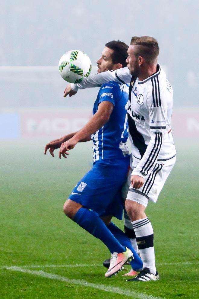 Legia Warszawa 2-1 Lech Poznań - fot. Piotr Galas/wiadomosci24.pl (zdjęcie 41 z 62)