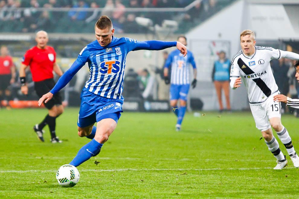 Legia Warszawa 2-1 Lech Poznań - fot. Piotr Galas/wiadomosci24.pl (zdjęcie 42 z 62)
