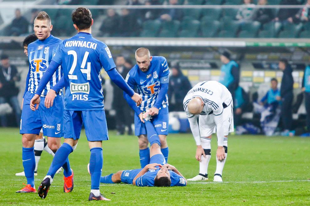 Legia Warszawa 2-1 Lech Poznań - fot. Piotr Galas/wiadomosci24.pl (zdjęcie 44 z 62)