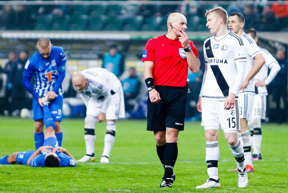 Legia Warszawa 2-1 Lech Poznań - fot. Piotr Galas/wiadomosci24.pl (zdjęcie 45 z 62)