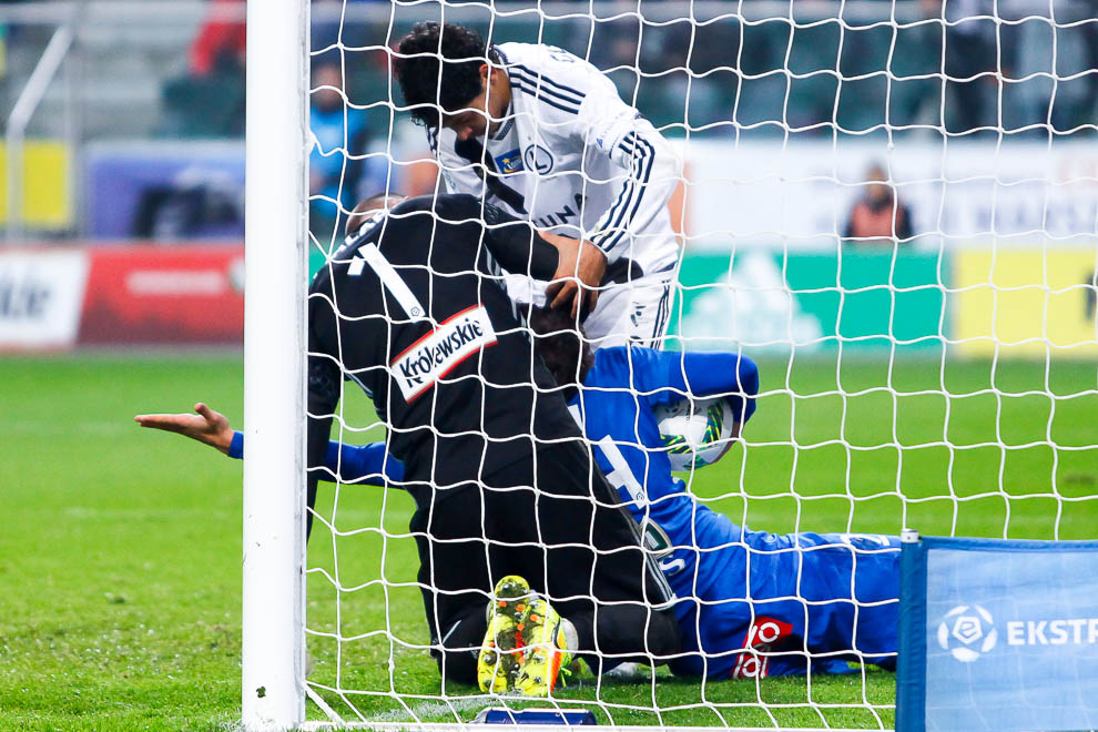 Legia Warszawa 2-1 Lech Poznań - fot. Piotr Galas/wiadomosci24.pl (zdjęcie 48 z 62)